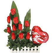 Mesmerizing Precious Love Gift Arrangement