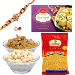 Trendsetting Treasure Treat for Rakhi Occasion