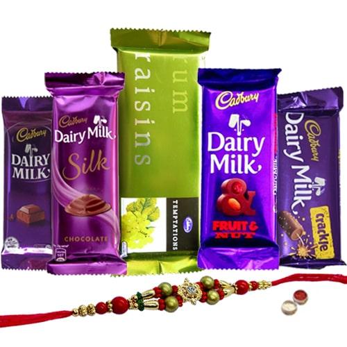 Delicious Cadburys Chocolate Set