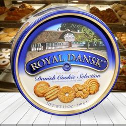 Royal Dansk Assorted Cookies