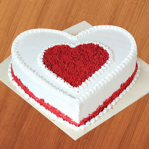 Book Heart Shape Love Cake Online