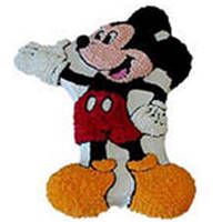 Amazing Mickey Cake for little ones