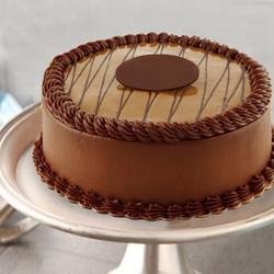 Fresh Chocolate Flavor Eggless Cake