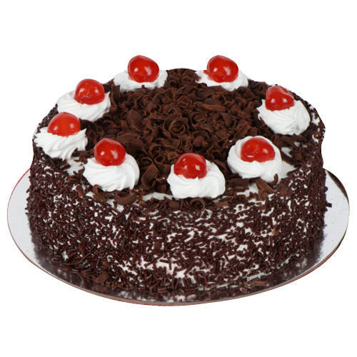 Heavenly Delicious Black Forest Cake