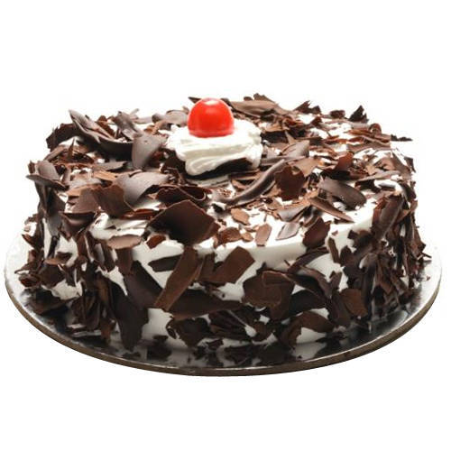 Pleasurable 1 Lb Fresh Chocolate Cake from 3/4 Star Bakery