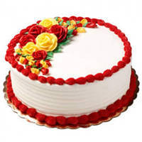 Yummy Softness Vanilla Cake (1 lb)