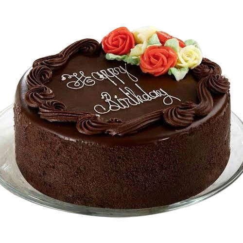 Sweet Surprise Chocolate Cake