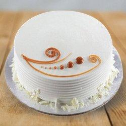 3/4 Star Bakery's Cheering Impulse 1 Lb Vanilla Cake