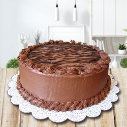 Baked Contentment 2.2 lb Chocolate Cake from 3/4 Star Bakery