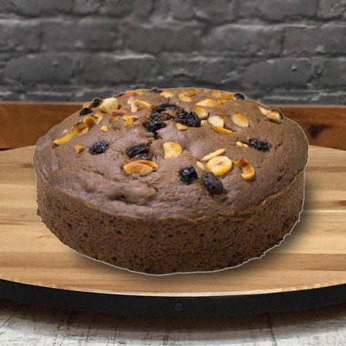 Piquant Sparkle 2.2 Lbs Fresh Baked Eggless Cake from 3/4 Star Bakery