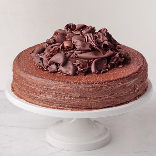 Delightful 2.2 Lbs Chocolate Truffle Cake from 3/4 Star Bakery