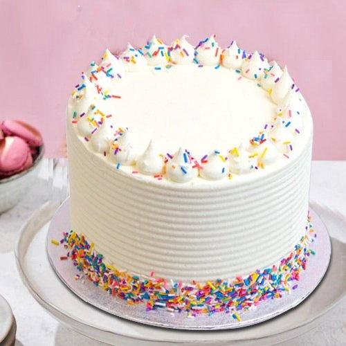 Utmost Seduction 1 Lb Vanilla Cake from 3/4 Star Bakery