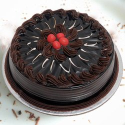 Intense Indulgences 1 Lb Chocolate Truffle Cake from 3/4 Star Bakery