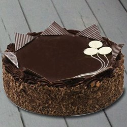 Confectionery 4.4 Lb Chocolate Cake from 3/4 Star Bakery