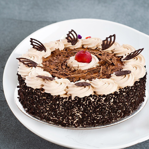 Marvelous Black Forest Cake