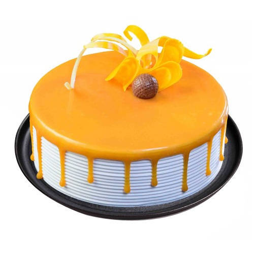 Order Online Butter Scotch Eggless Cake