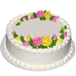 Send Online Vanilla Eggless Cake