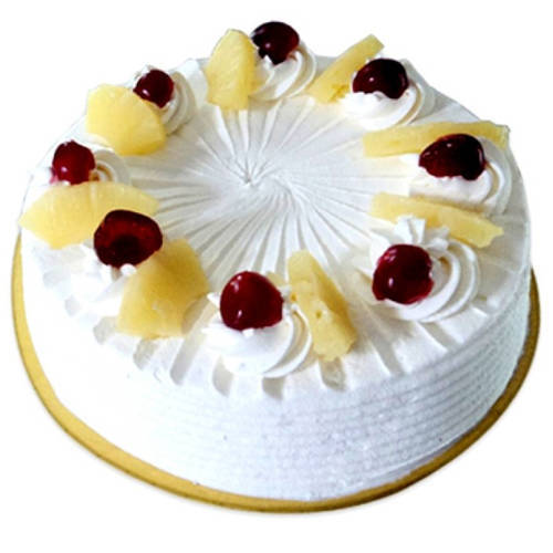 Shop Pineapple Eggless Cake Online