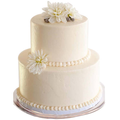 Send 2 Tier Wedding Cake Online