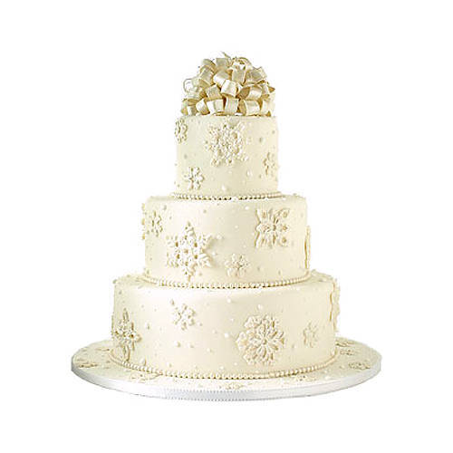 Book 3 Tier Wedding Cake Online