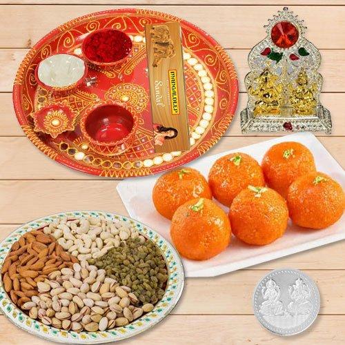 Diwali Pooja Samagri Hamper