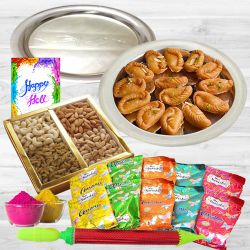 Spectacular Holi Delights Hamper