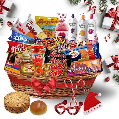 Christmas Tree, Santa N Chocolates