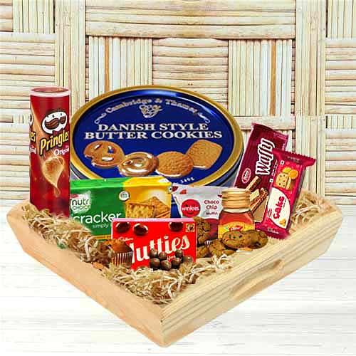 Luxurious My Love My Homemade Chocolates Box