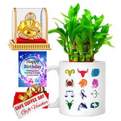 Birthday Fiesta Gift Hamper and CCD Voucher