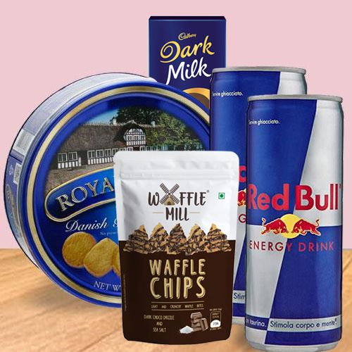Wonderful Combination of Food Items