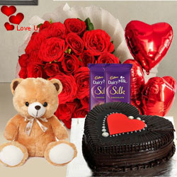 Be My Lover Forever Valentine Hamper