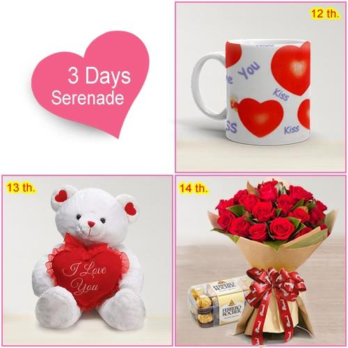 Buy 3-Day Serenade Special Gifts for Her
