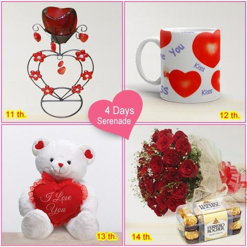 Shop for 4-Day Serenade Items for Her