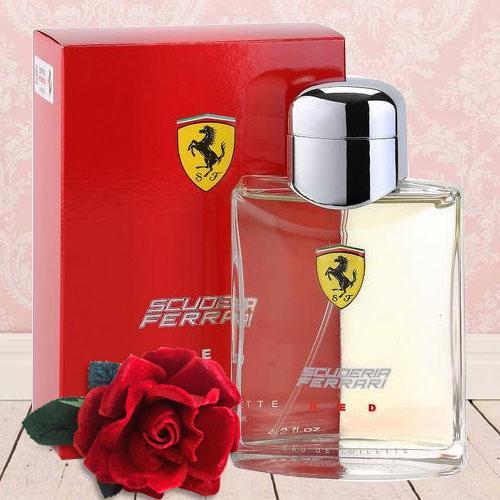 Ferrari Red EDT  for Handsome Men