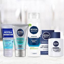Stunning Look for Men with Nivea Gift Hamper for Men