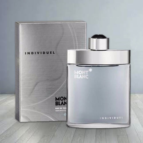 Best Perfume Choice with Mont Blanc Individuel EDT for Men