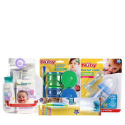 Breathtaking Baby Care Hamper with Touch of Soft Heart