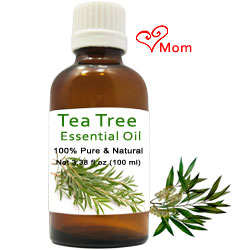 Essential Oil for your Mom - Tea Tree