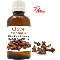 Essential Oil (Clove)for Mummy
