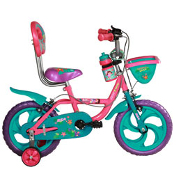 Set-to-Glide Juvenile BSA Champ Dora Bicycle<br>