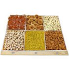 Gladness's Fulfillment Dry Fruit and Toffee Gathering