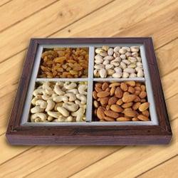 Pepping Brunch-Times Dry Fruit Platter