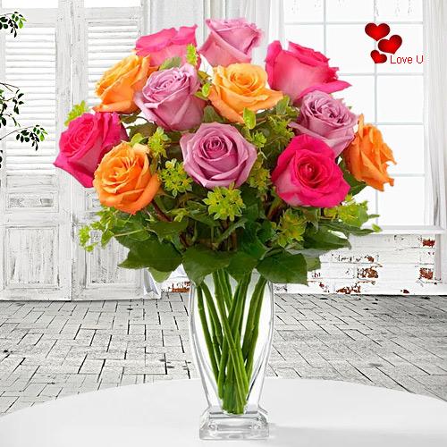 Send V-Day Surprise Gift Hamper Online