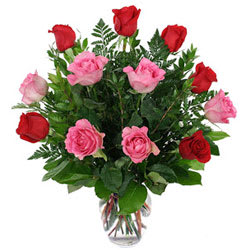 Aromatic and Passionate Bouquet of Roses
