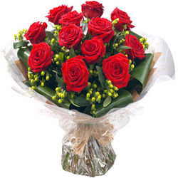Send Online Red Rose Bouquet