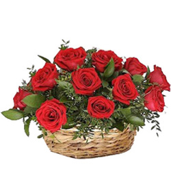 Deliver Online Arrangement of Red Rose