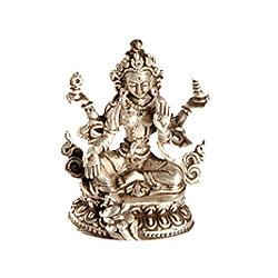 Pure Silver Lakshmi