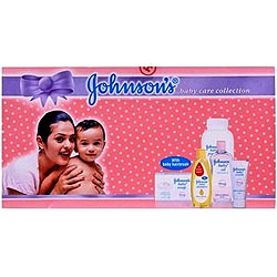 Johnson and Johnson-Baby Care Collection