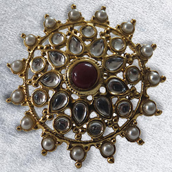 Trendy Gayatri Ring from the House of Avon