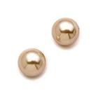 Simple and Elegant Looking Faux Pearl Pair of Earrings